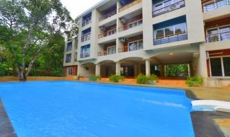 Luxury 2 BHK Apartment in Vagator With Pool