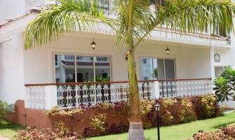 1 BHK Siolim Holiday Home with Pool