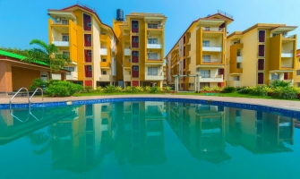 Service Apartments near Goa Airport