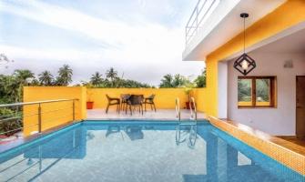 Luxury Baga Villa 5BHK With Pool