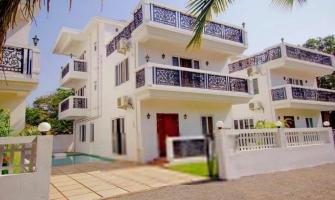 3bhk Villa Anjuna