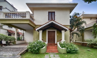 3bhk Villa in Parra
