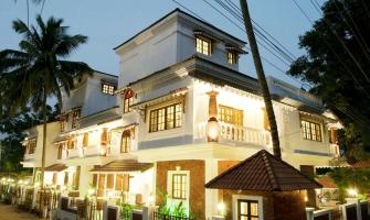 4bhk Villa Nagoa