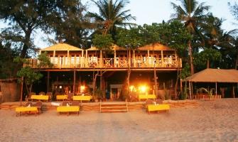 Agonda Beach Premium Cottages