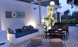 Plunge Pool 3bhk Villas in Saligao