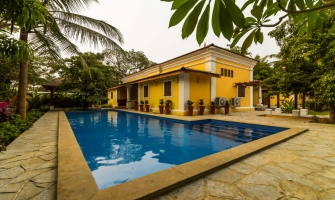 Luxury Villa Anjuna 5bhk