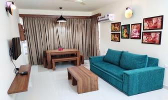 Luxury 1bhk Apartment in Colva