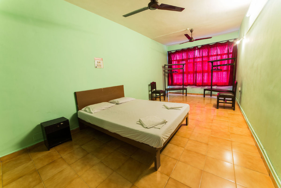 Calangute Budget Rooms for Rent in Pobra Vaddo, Near SBI